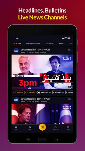 mjunoon.tv: Watch PSL 6 2021 Live and Free  Screenshots 17