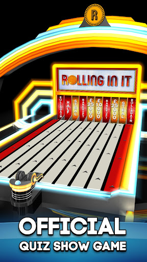Rolling In It - Official TV Show Trivia Quiz Game filehippodl screenshot 1