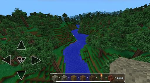New Mini World Craft 3D : Exploration  screenshots 4
