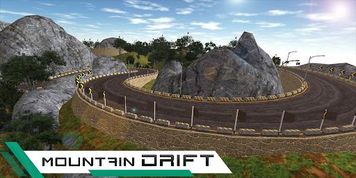 hummer drift car simulator screenshot 3