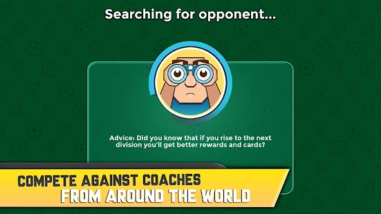 Top Stars: Football Match! - Strategy Soccer Cards Screenshot
