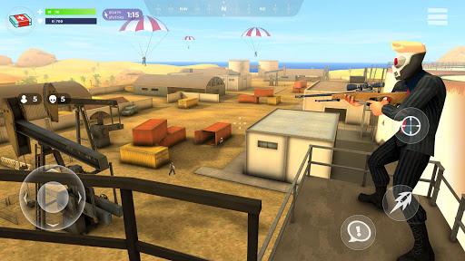 FightNight Battle Royale: FPS Shooter 0.6.0 screenshots 3