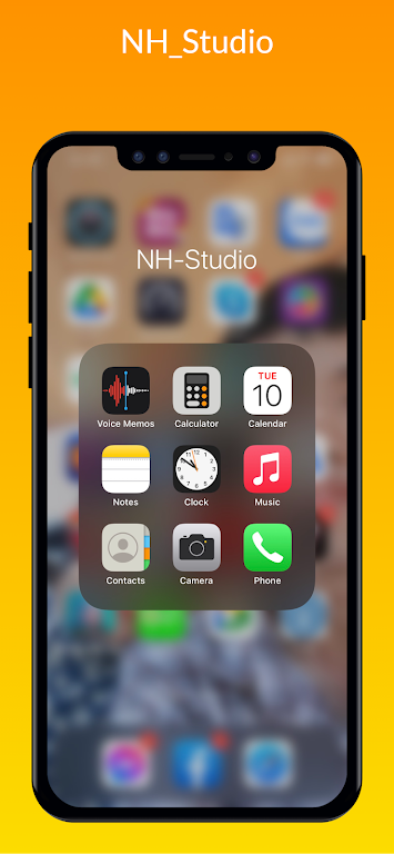 iCall – iOS Dialer, iPhone Call poster 23