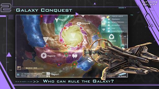 Infinite Galaxy 1.1.7 screenshots 3