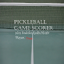 PickleBall Match Stats, Scorer Free