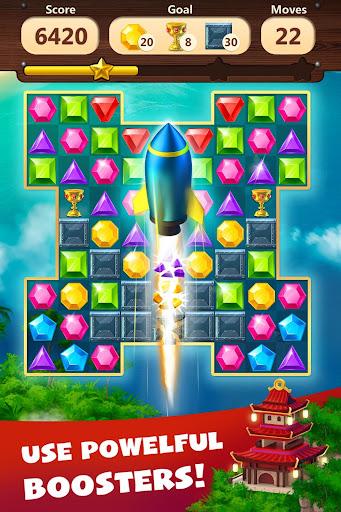 Jewels Planet - Free Match 3 & Puzzle Game 1.2.18 screenshots 4