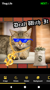 Thug Life Stickers: Pics Editor, Photo Maker, Meme Mod Apk v4.5.52 (Premium) 3
