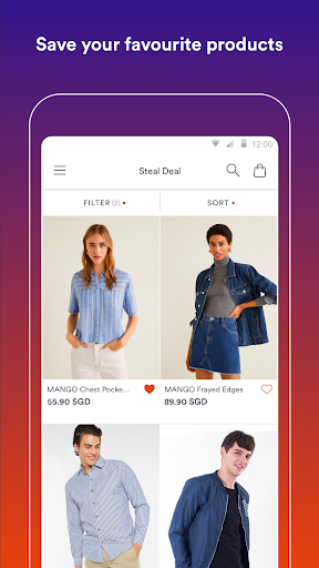 zilingo shopping screenshot 3