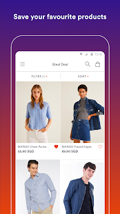 Zilingo Shopping Screenshot