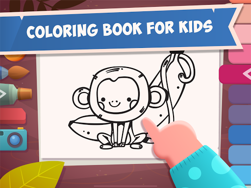 u0421oloring Book for Kids with Koala 3.3 screenshots 5