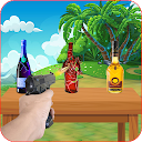 Bottle Shooting Target : Real Bottle Shooter