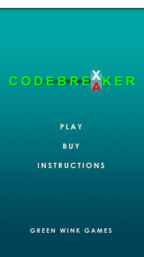 Codebreaker 1.1.0 screenshots 1