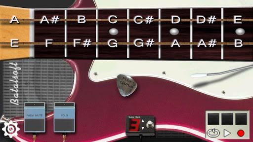 Power guitar HD ud83cudfb8 chords, guitar solos, palm mute 3.4 screenshots 1