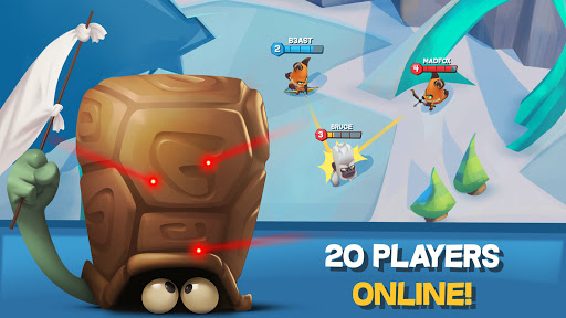 Zooba: Free-for-all Zoo Combat Battle Royale Games apkpoly screenshots 2