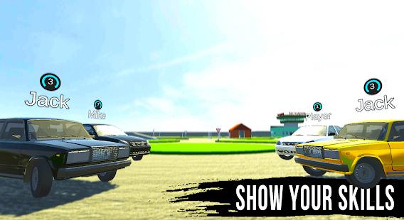 Lada Drift Simulator - Online VAZ Driving