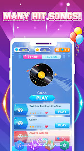 Piano Game Classic - Challenge Music Song 2.7.1 Screenshots 13