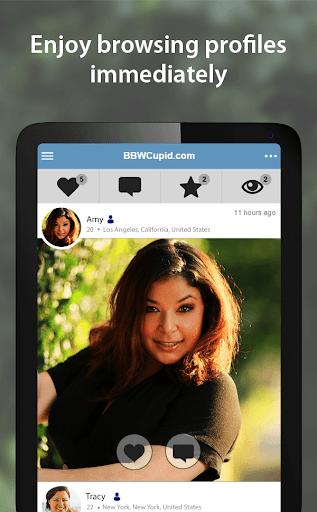 BBWCupid - BBW Dating App 4.0.0.2751 Screenshots 10