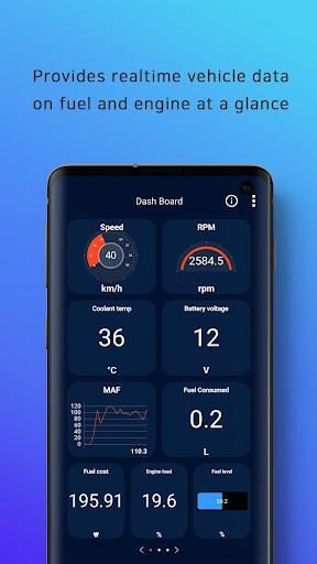 INFOCAR - OBD2 ELM327 Car Scanner Diagnostics 2.22.82 screenshots 2