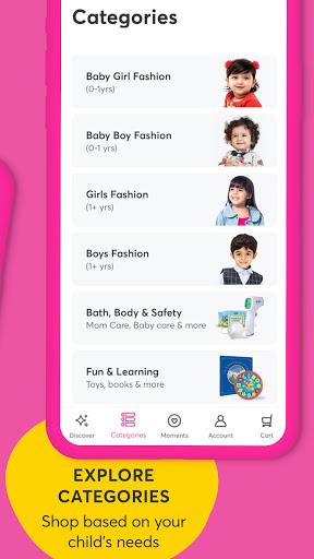Hopscotch - India's largest kids fashion brand android2mod screenshots 2