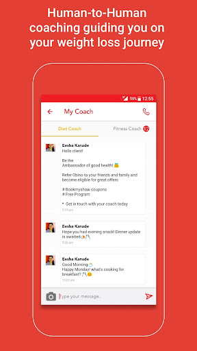 Health & Weight Loss Coach 6.25 Screenshots 2
