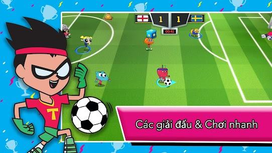 Toon Cup – Trò chơi bóng đá 3