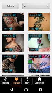 Tattoo my Photo 2.0 3.1.5 Mod APK with Data 2