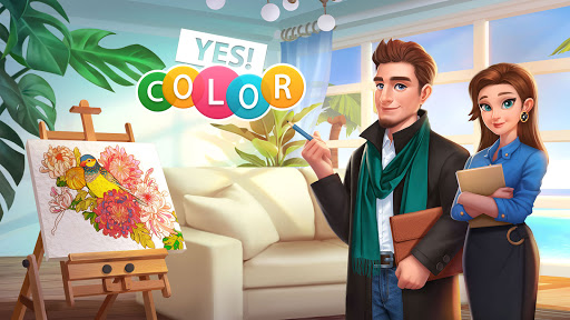 Yes Color! Paint Makeover & Color Home Design 1.0.3 screenshots 8