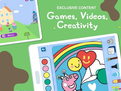 World of Peppa Pig u2013 Kids Learning Games & Videos 4.0.0 screenshots 8