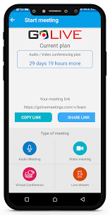 GoLive Meetings  Apps App For PC (Windows 7, 8, 10) Free Download 1