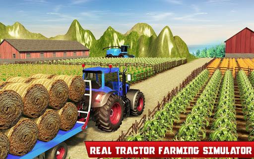 Grand Farming Simulator-Tractor Driving Games 2021 1.16 screenshots 8