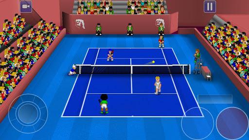 Tennis Champs Returns 4.0.8 screenshots 3