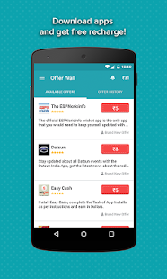 Cashboss: Earn cash, free recharge: Complete tasks Screenshot