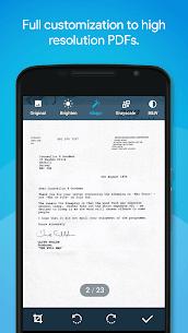 Quick PDF Scanner Pro APK 2