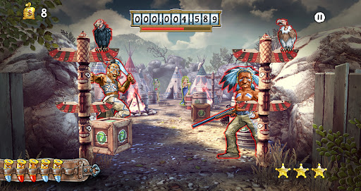Mad Bullets: The Rail Shooter Arcade Game screenshots 24