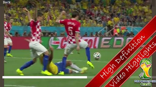 brazil world cup 2014 videos screenshot 2