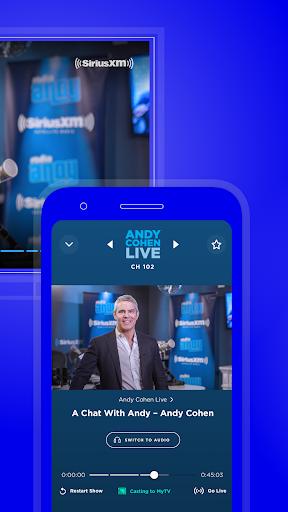 SiriusXM: Music, Radio, News & Entertainment screenshots 14