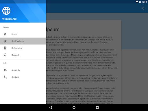 WebView App 2.7.0 Screenshots 9