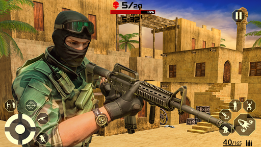 FPS Shooter Game: Offline Gun Shooting Games Free 1.1.4 screenshots 15