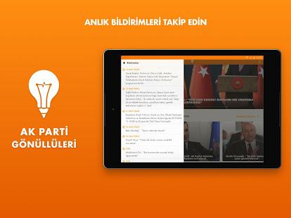 AK Parti Gönüllüleri