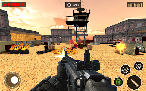 FPS Modern Counter Strike: Shooting Game 2019 Hack for iOS and Android 5