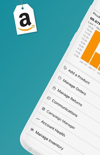 Amazon Seller apktram screenshots 1