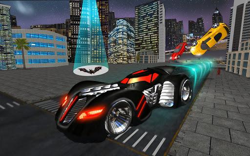 Flying Bat Robot Games: Superhero New Game 2021 screenshots 2