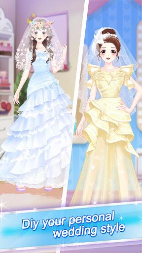 ud83dudc70ud83dudc92Anime Wedding Makeup - Perfect Bride 2.6.5052 screenshots 11