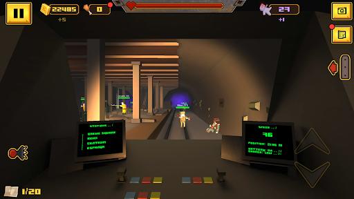 BLOCKAPOLYPSEu2122 - Zombie Shooter  screenshots 12