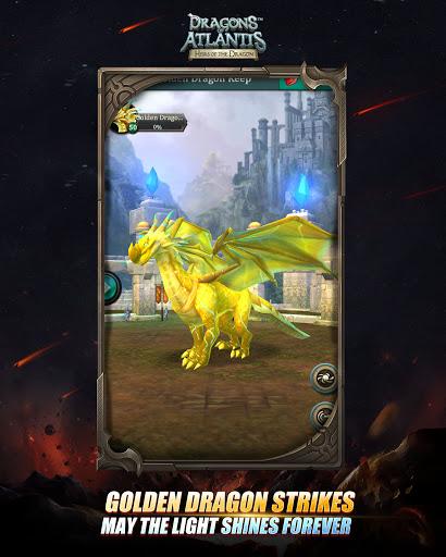 Dragons of Atlantis  screenshots 7