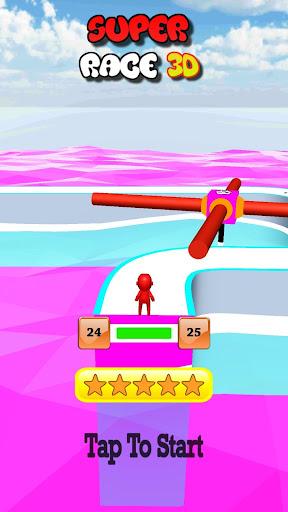 Super Race 3D Running Game  screenshots 7