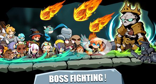 Tap Dungeon Hero:Idle Infinity RPG Game apktram screenshots 2