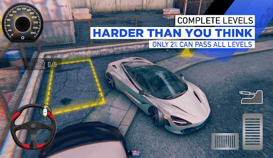 مواقف السيارات الصعبة - مواقف السيارات الحقيقية لتعليم قيادة السيارات سيم