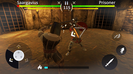 Knights Fight 2: Honor & Glory apkpoly screenshots 6