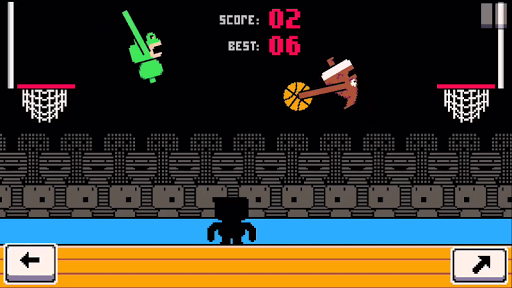 Dunkers - Basketball Madness  screenshots 1